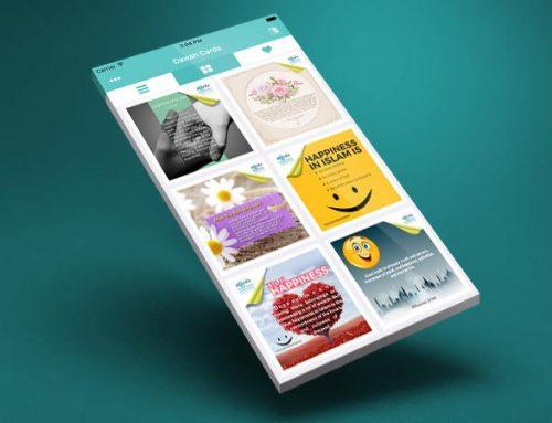 Dawah Cards App