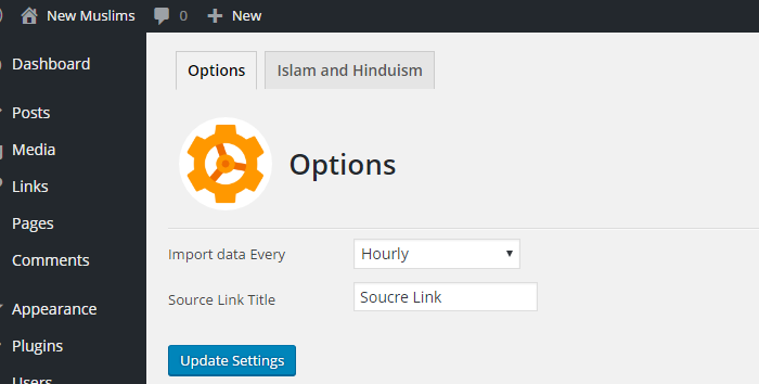 islamic-archive-for-islam-and-hinduism-screenshot-1